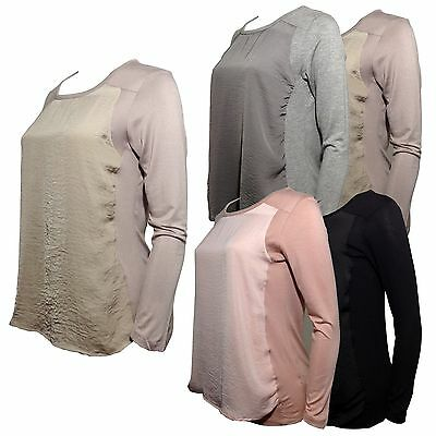 Wholesale Women's Fashion Long Sleeve Blouse 28 Pieces Serena Williams 4 colors