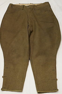 WW1 US AEF 14th Brigade Trousers Pants