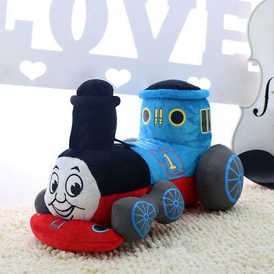 Large 15' Inch THOMAS THE TANK & FRIENDS SOFT PLUSH TOY For Kid Boy Baby to Play