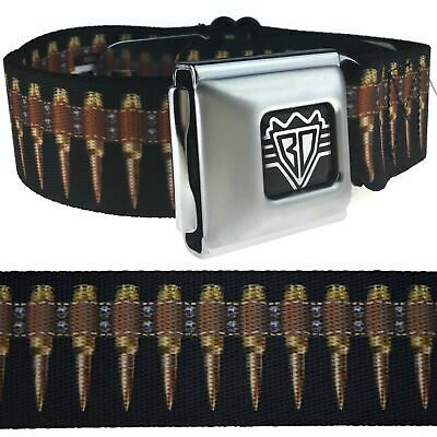2nd amendment 2 revolvers with bullets belt buckle military army navy marines AF
