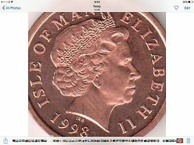 Isle Of Man 2p Pence Coins Cheap and Cheerful