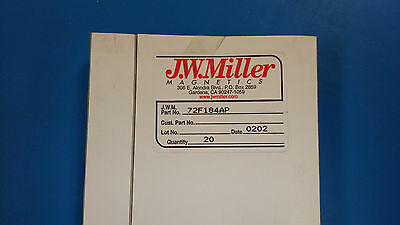 (5 PCS) 72F184AP JW MILLER RF FIXED INDUCTOR 180uH 5% AXIAL LEAD OBSOLETE