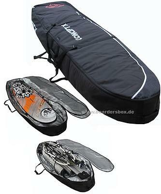CONCEPT X Double Boardbag PRO Double XX 248 Sessionbag WITHOUT ROLLS! NEW