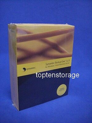 Symantec Backup Exec 12.5 for Windows Small Business Server *in OVP* *NEW*