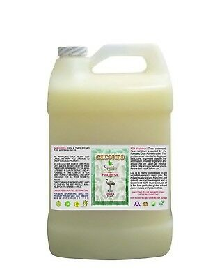 128 Oz / 1 Gallon 100 % Pure Australian 6X Refined Emu Oil Top Grade A+
