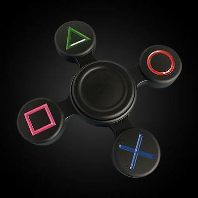 Hand Spinner Fidget PlayStation Colorful Silica Gel PS4 Amazing Toy New Design