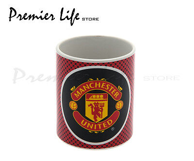 Manchester United FC Mug - Latest Bullseye Design