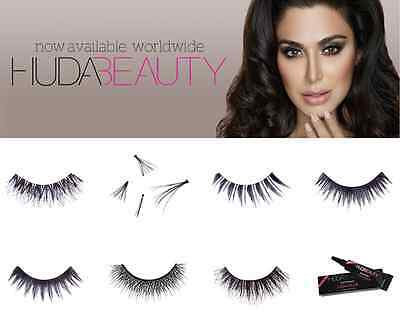 Huda Beauty Lashes CHOOSE YOUR STYLE *100% Authentic, Fastest Ebay Delivery*
