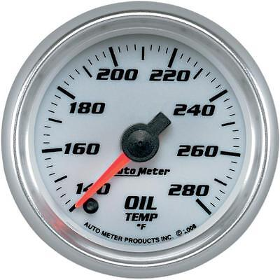Auto Meter 19740 C2 2 1/16in. Oil Temperature Gauge