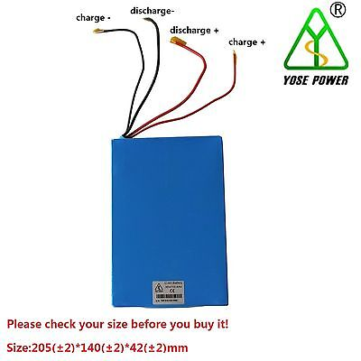 36v10ah  e-bike Pedelec lithium-ion battery pack rear battery pack-2  NEW(375Wh)