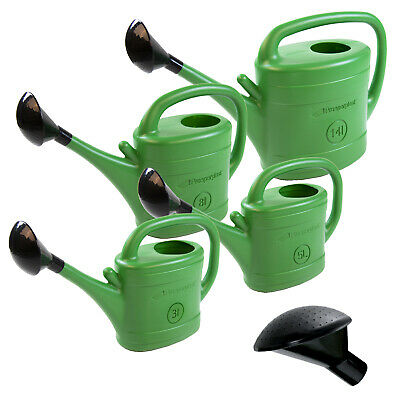 Watering Can Indoor Outdoor Gardening House Plants +Rose Sprayer 2L 8L 10L 14L