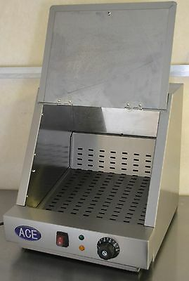 NEW DOOR STYLE CHIP SCUTTLE Dump Table top with door and grease tray