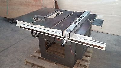 "Rockwell Delta 34-350  12-14"" Tilting Arbor Cabinet Table Saw 5hp 3ph  230v"