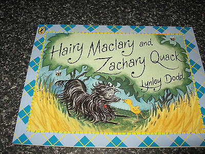 Hairy Maclary And Zachary Quack By Lynley Dodd Softcover Brand New