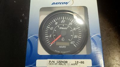 New Datcon 4K Diesel Tachometer With Hourmeter