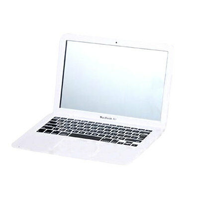 MAKEUP Mini Pocket MacBook Air white Laptop Glass Women Girls Beauty Mirror