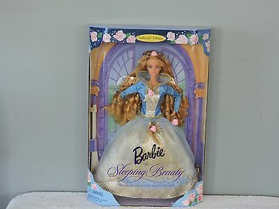 1997 Childrens Collector Series Slepping Beauty  Barbie   Fairy Tale  NIB #18586
