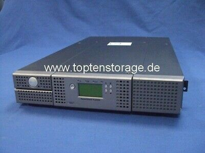 DELL 0DP406 PowerVault TL2000 LTO Tape Library Chassis 0x drives 24 slots