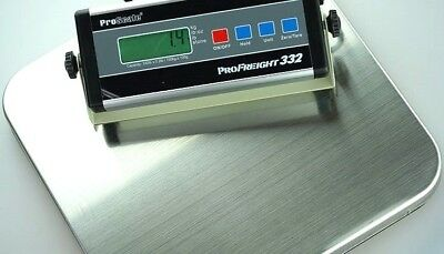Proscale PROFREIGHT 332 Paketwaage 150kg / 100g parcel scale Plattformwage Waage