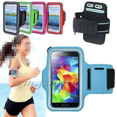 Running Jogging Sports GYM Armband Case Cover Holder For iPhone 4s 5s 6s 7 Plus