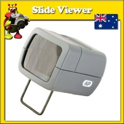 Hand Held Slide Viewer 35mm Slide 2x Brand New
