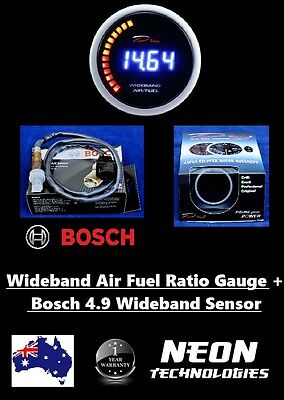Digital Wideband Air Fuel Ratio Gauge with Bosch Sensor *AFR AEM Innovate UEGO*