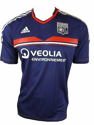 Adidas Olympique Lyon Jersey size L
