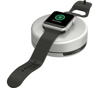 Nomad Pod for Apple Watch - Silver