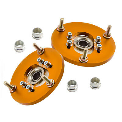 Adjustable Camber Plates for BMW E46 3 Series Top Mount Suspension Plate SCB