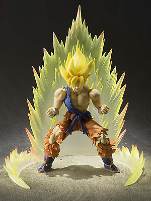 Dragon Ball Z Kai Super Tamashii Soul Effect Energy Aura Yellow Ver. No Box