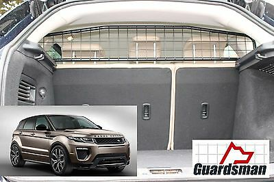 Range Rover Evoque 5 Door  Guardsman Uk Made Dog Guard  R1419