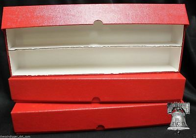 "for 2x2 Coin Holders  Heavy Duty 10/""  Double Row Storage Box"