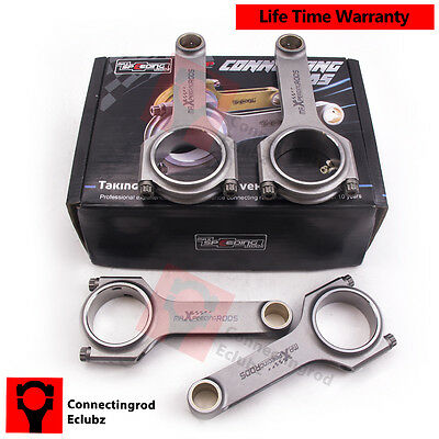 Forged Connecting Rod for Toyota Corolla Celica 7AFE 7A-FE 1.8L Conrods & Bolts