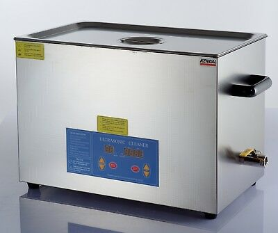 Industrial 900 W 7 gallon HEATED ULTRASONIC CLEANER  HB27