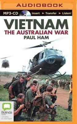 NEW Vietnam: The Australian War by Paul Ham