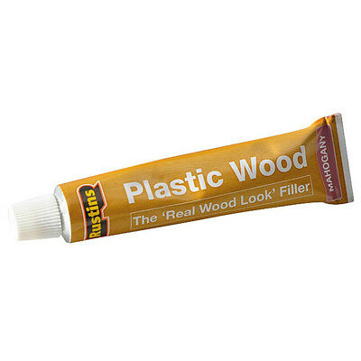 New Rustins Plastic Wood 'Real Wood Look' Filler - Choice of 4 Finishes