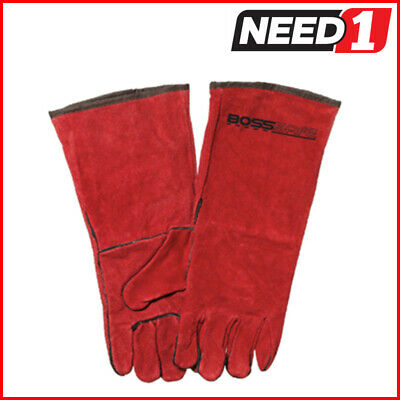 BossSafe Left Hand Red - Lefties
