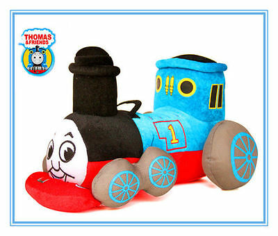 Small 9' Inch THOMAS THE TANK & FRIENDS SOFT PLUSH TOY For Kids Boy Baby to Play