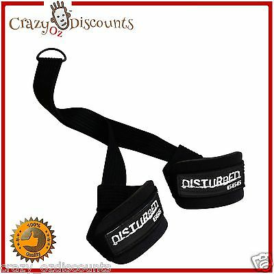 Ab Crunch Straps Pull Down Cable Abdominal Bar Gym Triceps Work Gym Fitness Ufc