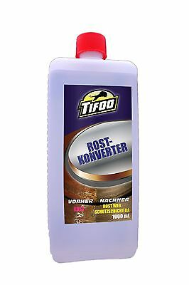 Rust converter (1000 ml) - Rust protection rust remover remove rust
