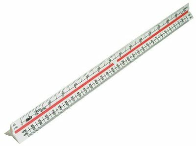Helix 300mm Metric Triangular Scale Rule K93070