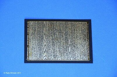 """RB Productions, RB-PT029 """"Wood Pattern"""" Airbrush Stencil No.2"""