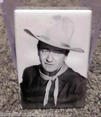 "John Wayne Image 1 Vintage Photo Movie 2"" x 3"" Refrigerator Locker MAGNET"