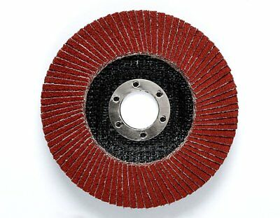 "3M 55608 Cubitron II Flap Disc 967A 7"", 177mm d 40+ Grade RPM 8600 (Pack of 5)"
