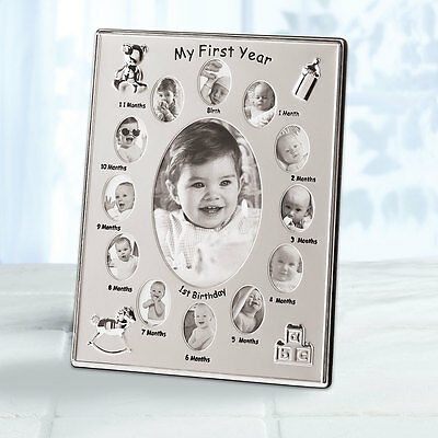 My First Year Picture Photo Frame-39783