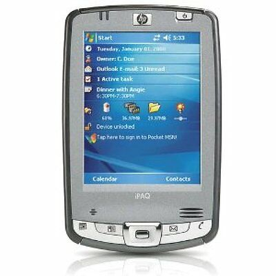 New HP iPAQ HX2490C Pocket PC (FB101AA#ABA)