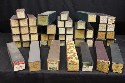 Lot of 49 Player Piano Music Rolls Melodee, QRS, Piano Style  (2)