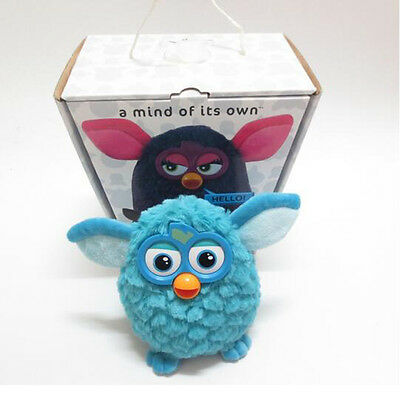 Hot Furby Kids Cartoon Owl Elves Copy Voice Repeat Talking Soft Plush Toy  GOG