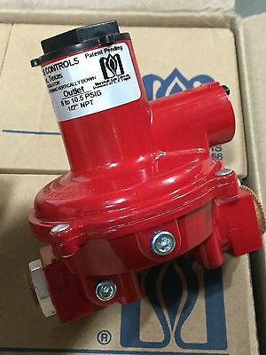 """Marshall First Stage Residential Propane Regulator 1/4"""" X 1/2"""""""