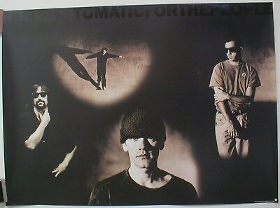 REM ~ Automatic for the People ~ PROMO POSTER ~ 1993 ~  24 x 33 ~ NEAR MINT!